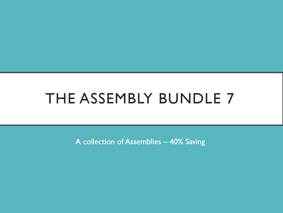 The Assembly Bundle 7