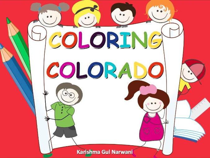 Coloring Book - Learn Spanish in a fun way!