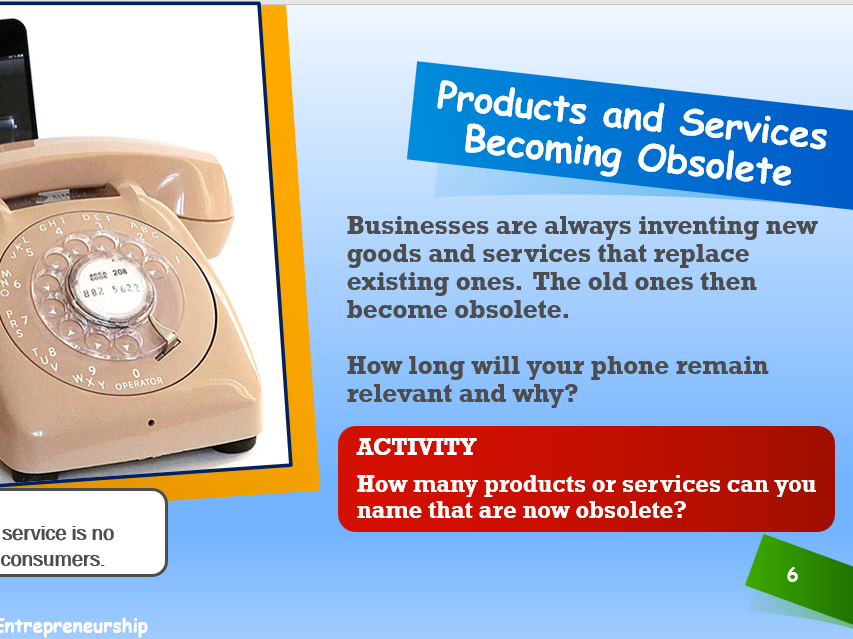 Edexcel GCSE Business - The Dynamic Nature of Business
