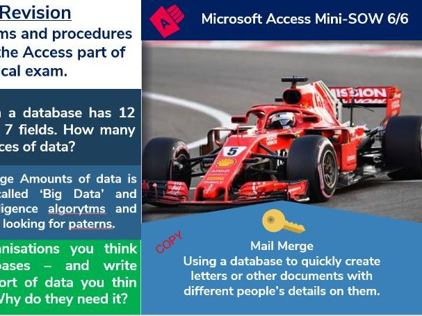6. Access Database: Data Types and Data Entry (6/6)