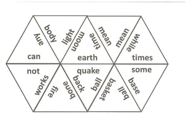 Tarsia Puzzles