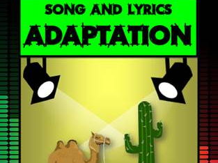Adaptation Song by Mr A, Mr C and Mr D Present
