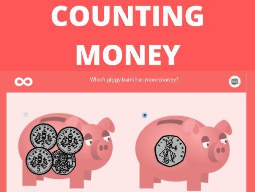 Money - Year 2 Interactive Activity