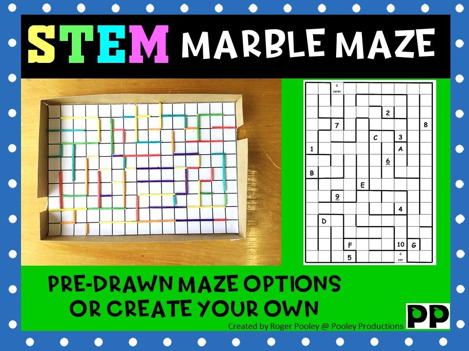 STEM Marble Maze