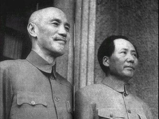 Chinese Civil War - Shanghai Massacre
