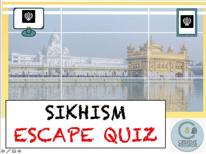 Sikhism RE Quiz