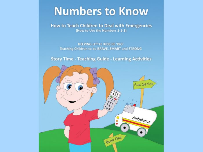 Numbers to Know - (NZ) - How to Teach Children to Deal with Emergencies - Refers to '111'