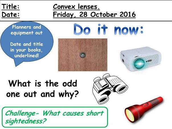 concave lenses new aqa gcse physics by mrbphysics teaching resources tes. Black Bedroom Furniture Sets. Home Design Ideas