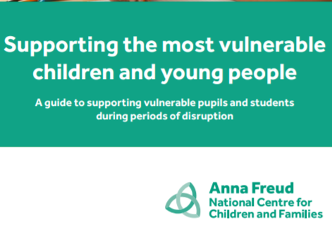 Coronavirus - Supporting the most vulnerable children and young people
