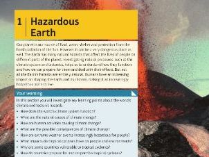 Explain style questions - Edexcel B Geography - Earthquakes
