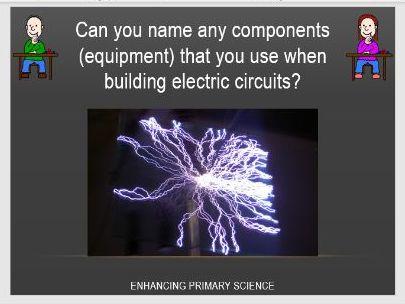 ELECTRIC CIRCUITS AND SYMBOLS