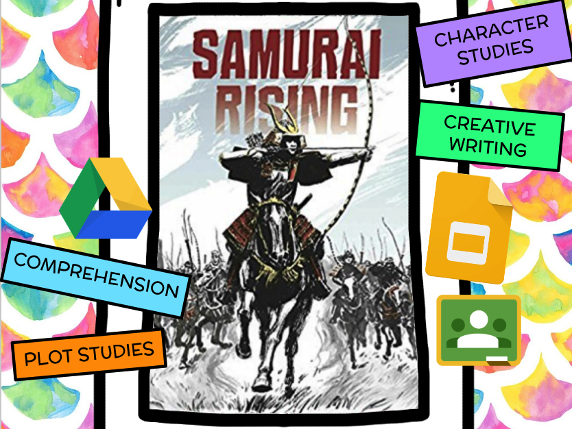 Samurai Rising Novel Study