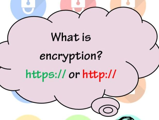 E-Safety - understanding how encryption works