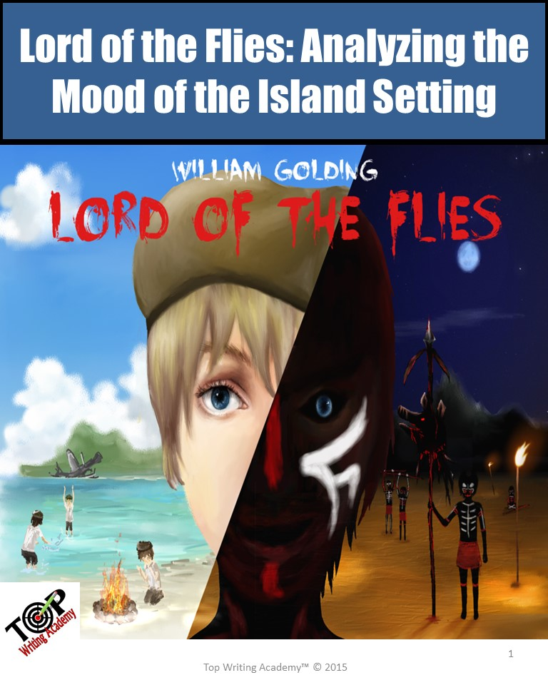 Lord of the Flies Mood of the Island Setting (Connotation Imagery)