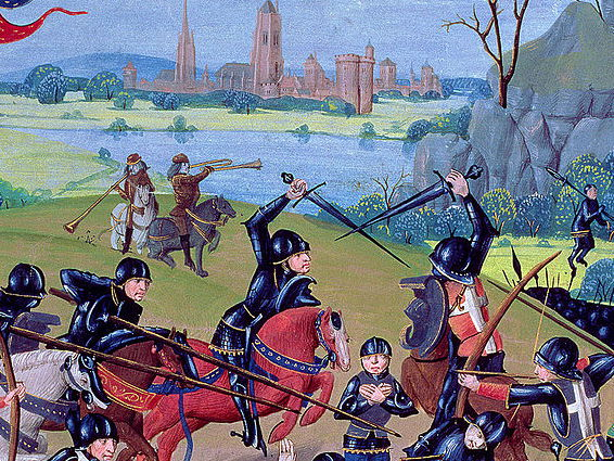 Timeline Lesson Bundle - Hundred Years War and War of the Roses