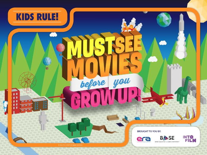 Must See Movies Before You Grow Up: Kids Rule!