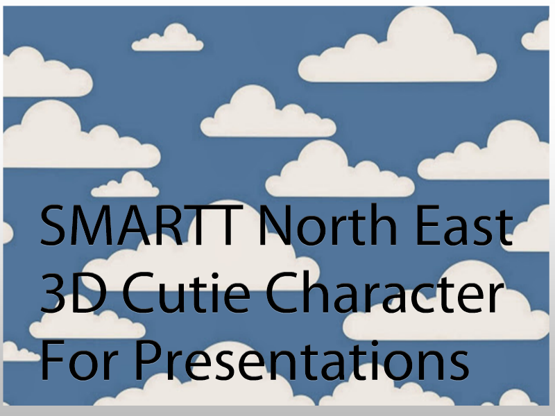 100 3D Cutie Character For Presentations