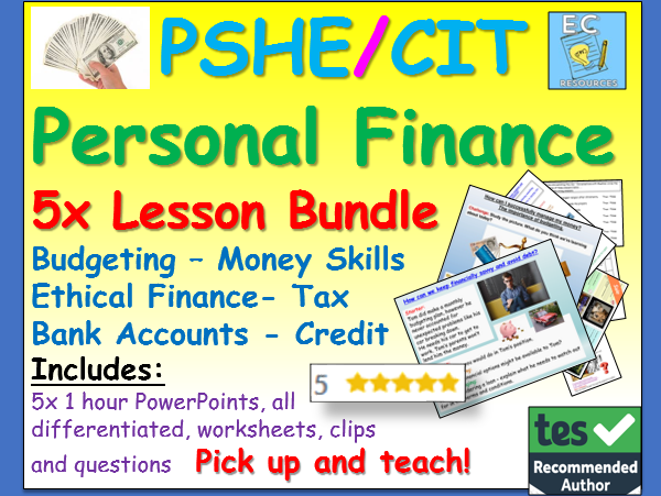 Personal Finance Unit