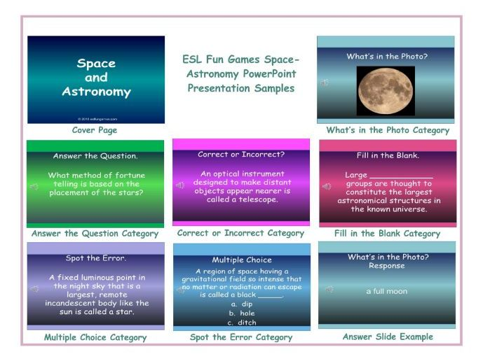 Space-Astronomy PowerPoint Presentation