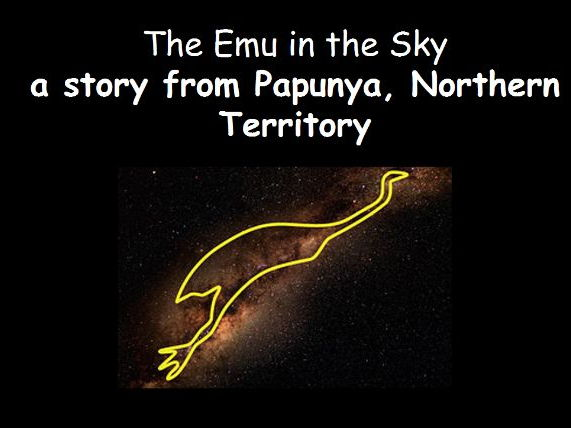 The Emu in the Sky-An Aboriginal perspective on the Milky Way