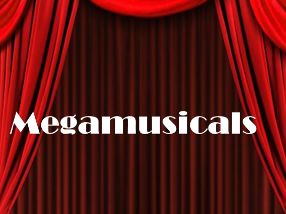 Megamusicals - The Hit British Musicals of the 1980s