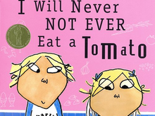 I will never not eat a tomato Literacy Plan