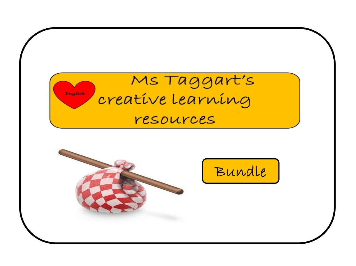 AQA 9-1 ENGLISH LANG/LIT ** LEARNING/ REVISION PLAYLISTS  plus ** creative prose lesson**