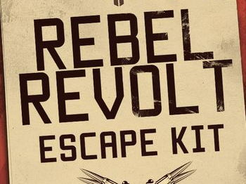 Rebel Revolt | Escape Room Kit