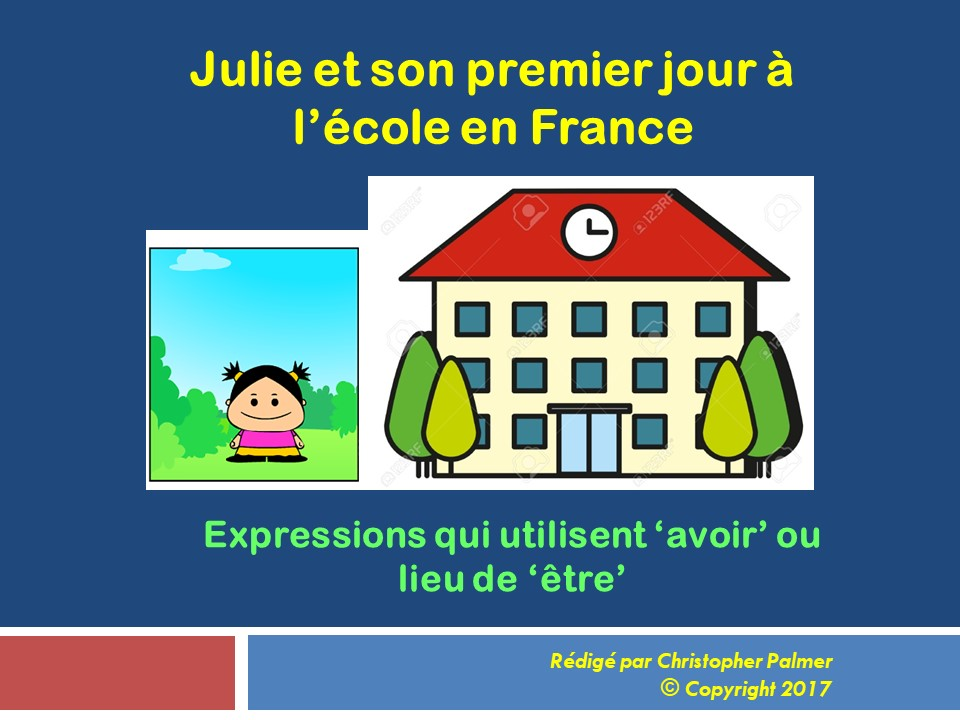 French: Expressions with avoir