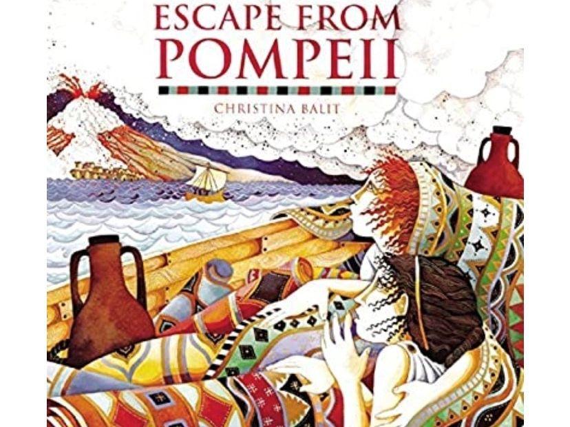 Y3 Escape from Pompeii English 2 wk plan