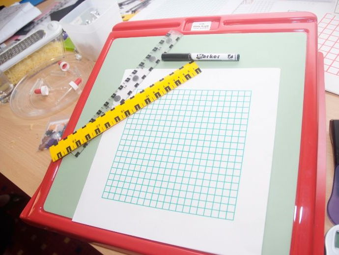 Enabling access to measuring for students with visual impairments