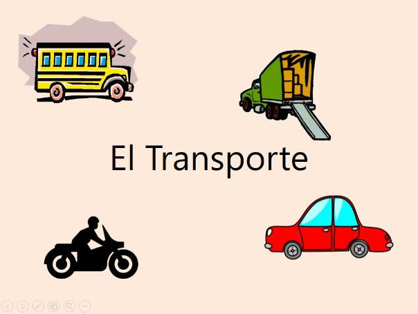 El Transporte (A2 Spanish)