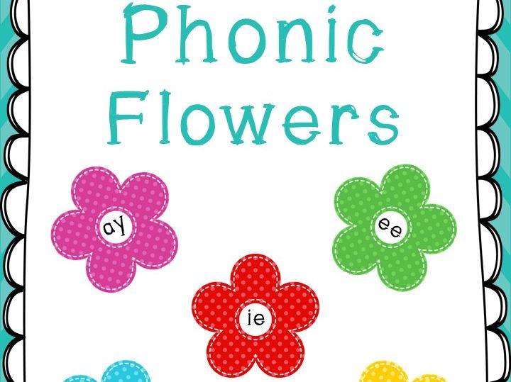 Phoneme Flowers
