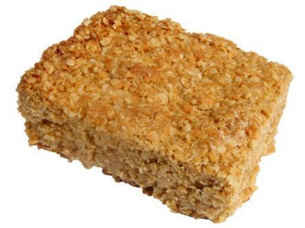 DT: Golden Syrup Flapjacks - Food Technology (Baking)