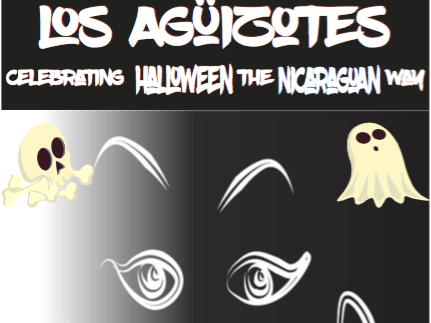 Spanish Lesson Full: Los Agüizotes - Celebrating Halloween the Nicaraguan way