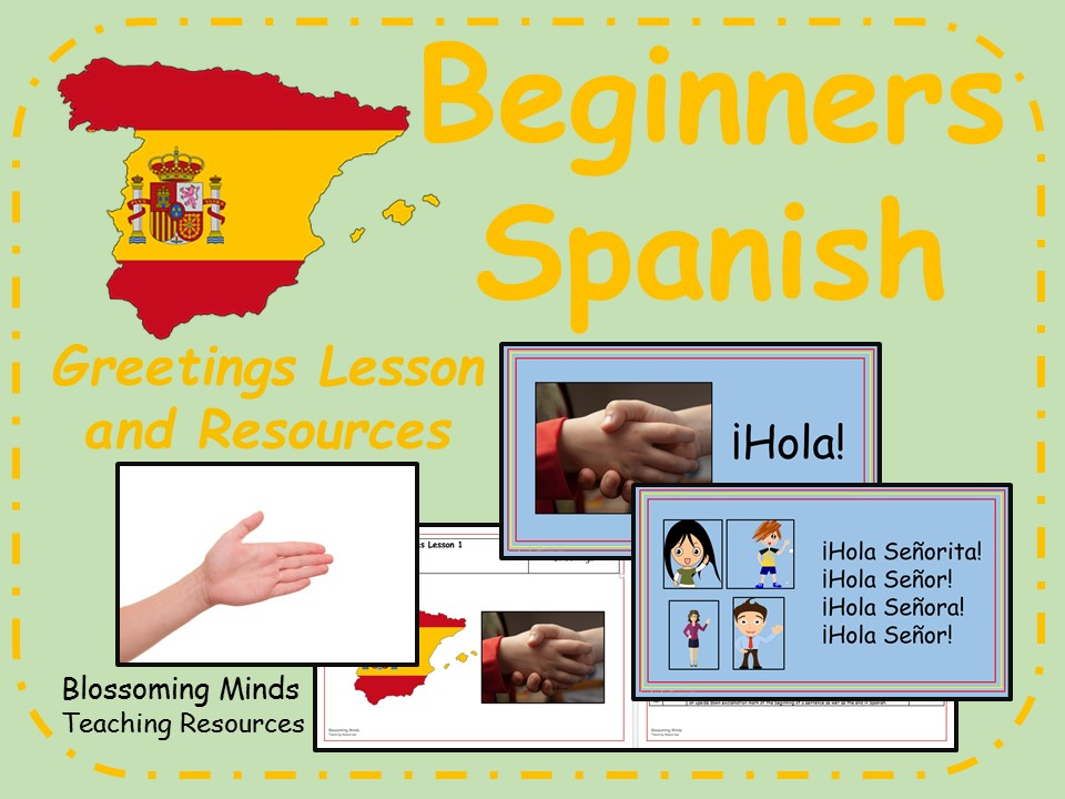 Greetings spanish by kbrain teaching resources tes m4hsunfo