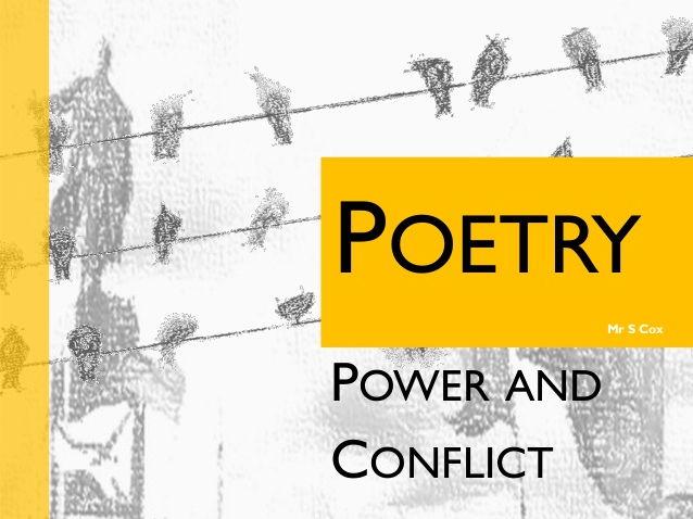 GCSE- Power & Conflict Pt.1