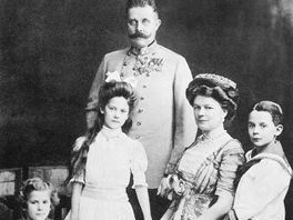 World War One - Assassination of Franz Ferdinand
