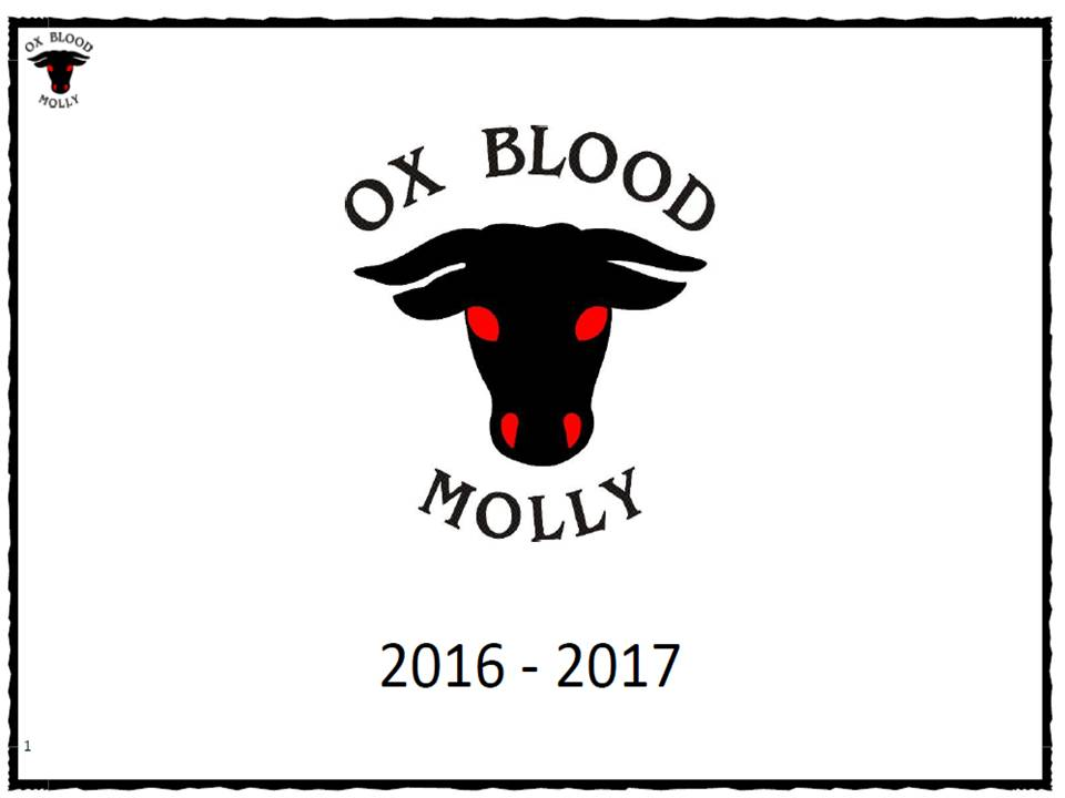 Oxblood Molly