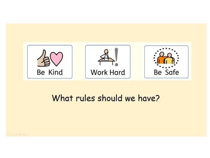 ASC School Rules