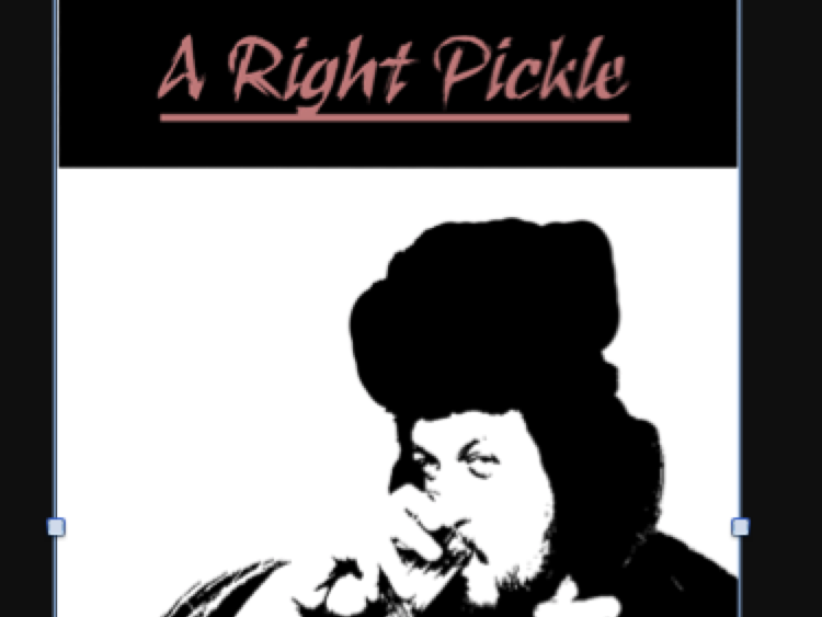 A Right Pickle -a surprising comic delight for three actors, inspired by Chekhov's early plays.