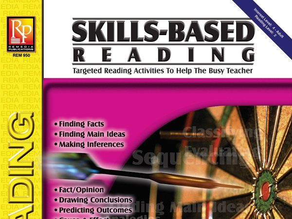 Skill-Based Reading Strategies w/Nonfiction Stories for Reading Level 2