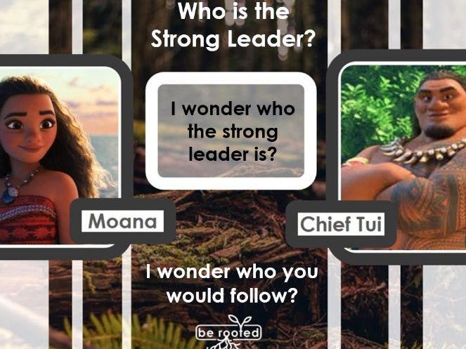 KS1 Leadership Skills