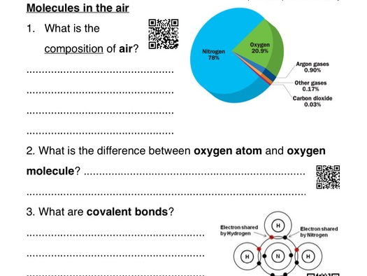 GCSE Science C5 Chemicals of the natural environment (EAL)