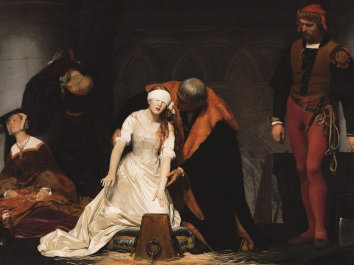 Lesson on Edward VI and Lady Jane Grey
