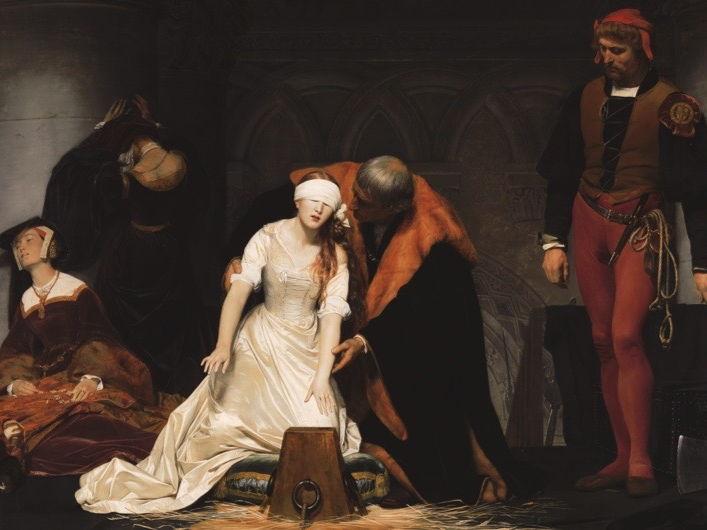 Lesson on Edward VI and Lady Jane Grey