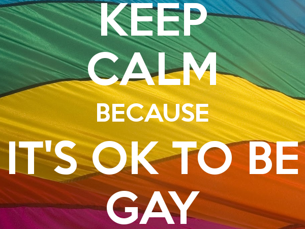 Writing to argue. Are gay people the same as straight people?