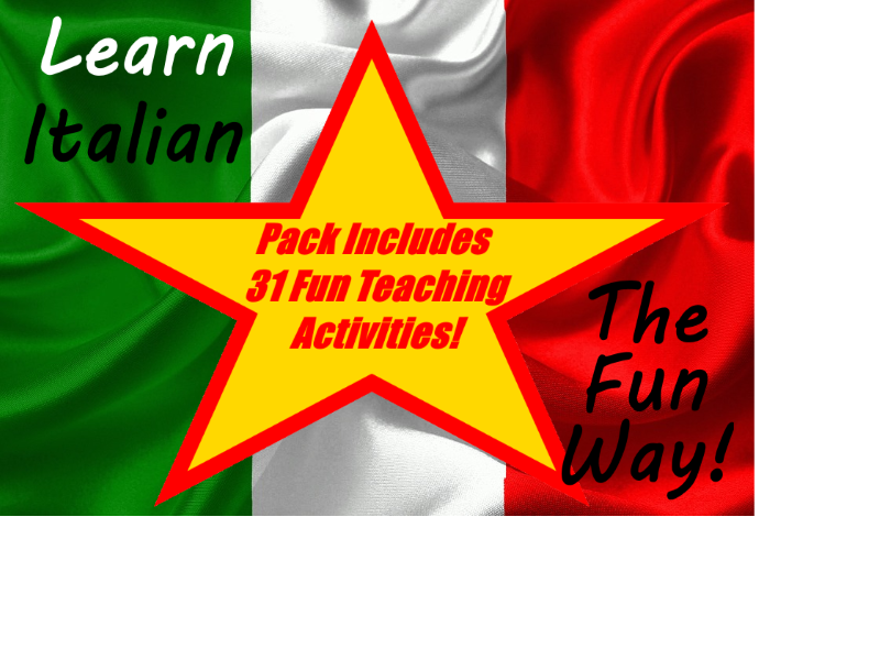 114 Italian Writing Worksheets For Writing Practice.