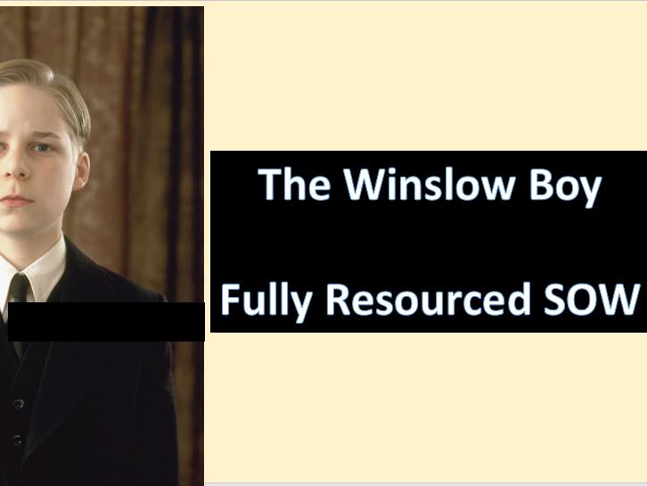 The Winslow Boy - SOW
