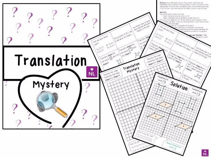 Translation (Mystery)